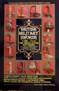 British Military Swords 1760-1912 The regulation Patterns.