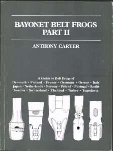 Bayonet Belt Frogs