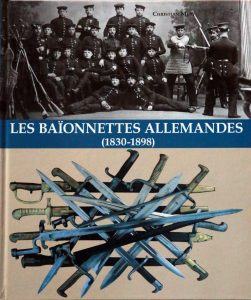 Les baionnettes alemagnes (1830-1898)