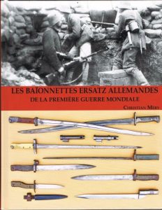 German Ersatz bayonets of WWI